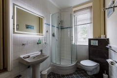 En-suite shower/toilet to Bedevere
