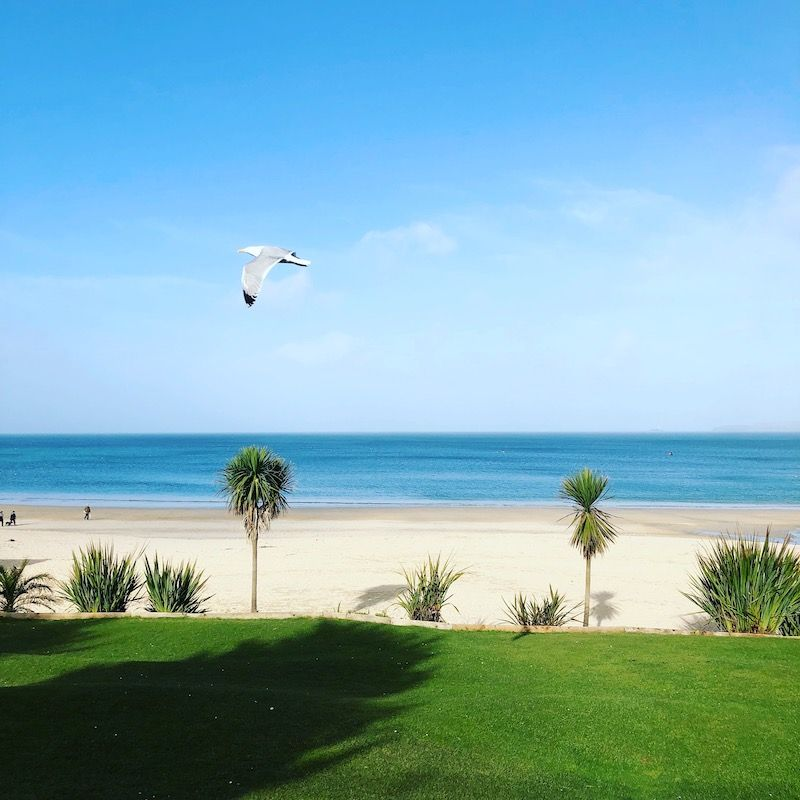 St. Ives - near Newquay Cornwall - Avalon Guest House - avalonguesthousenewquay.co.uk