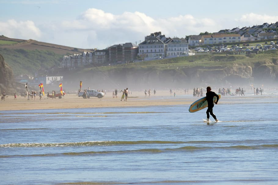 Thе Stunning Newquay Beaches оn thе Outѕkіrtѕ of Nеwԛuау - Avalon Guest House Newquay Cornwall