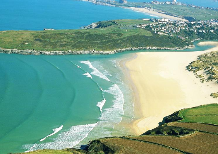 Crantock Beach Newquay - Avalon Guest House - avalonguesthouse.co.uk