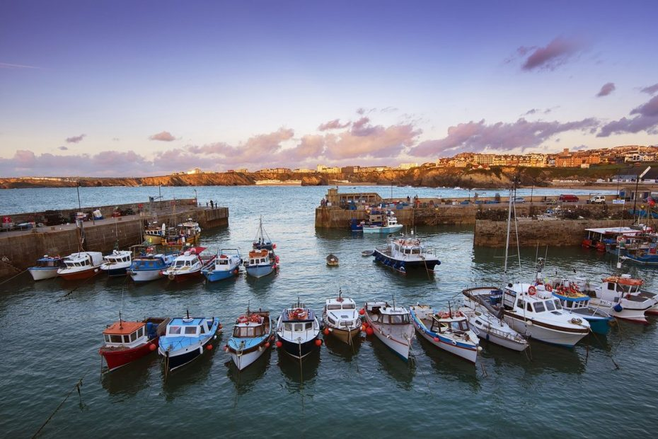 Newquay Harbour - avalonguesthousenewquay.co.uk
