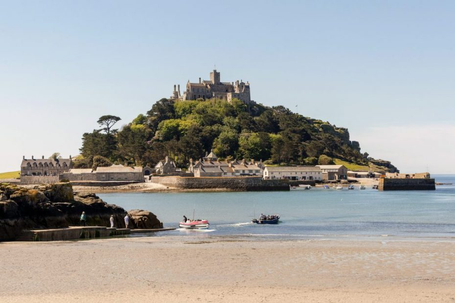 St Michael's Mount - avalonguesthousenewquay.co.uk
