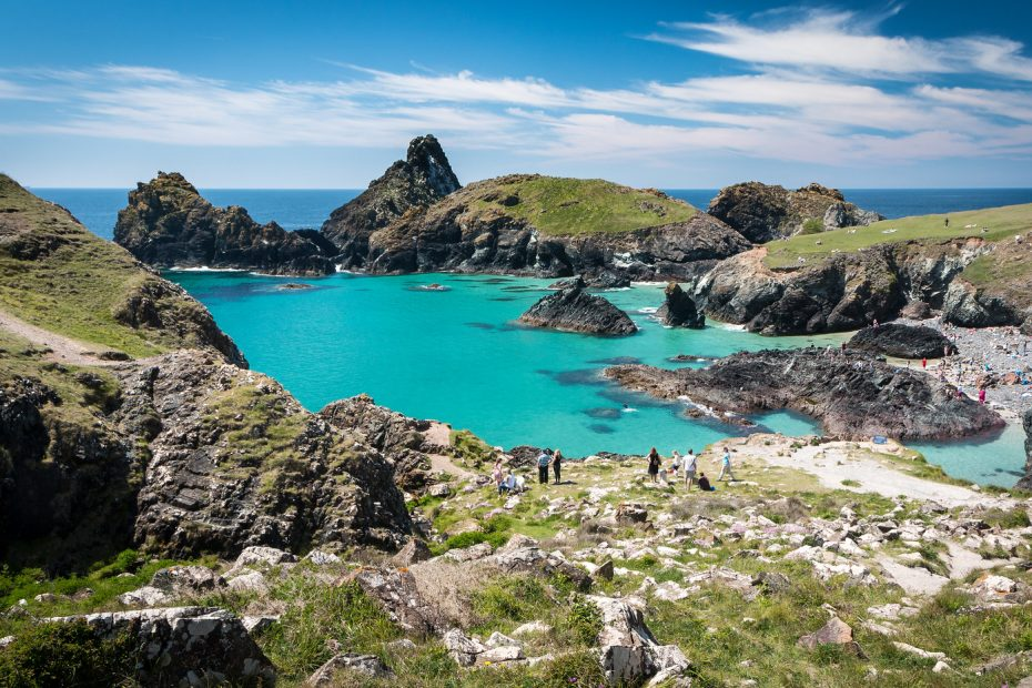 Kynance Cove - avalonguesthousenewquay.co.uk