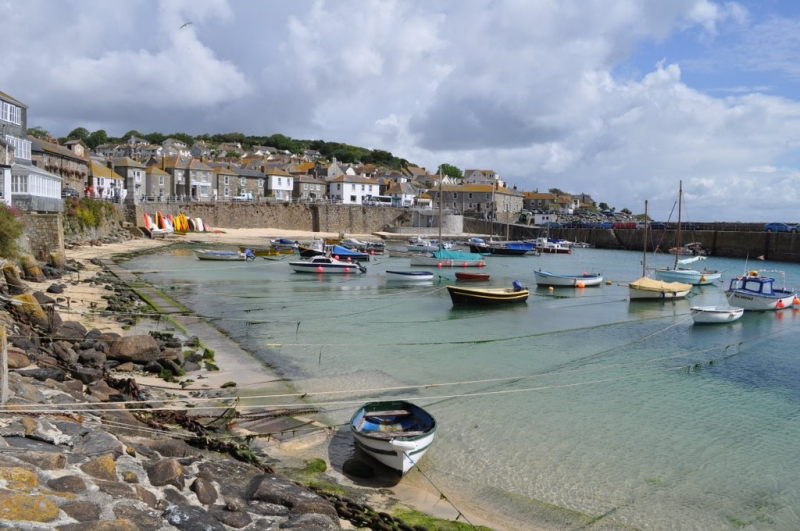 Mousehole Beach - avalonguesthousenewquay.co.uk