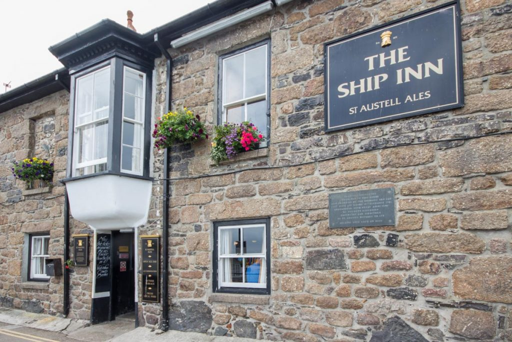 The Ship Inn Mousehole - avalonguesthousenewquay.co.uk