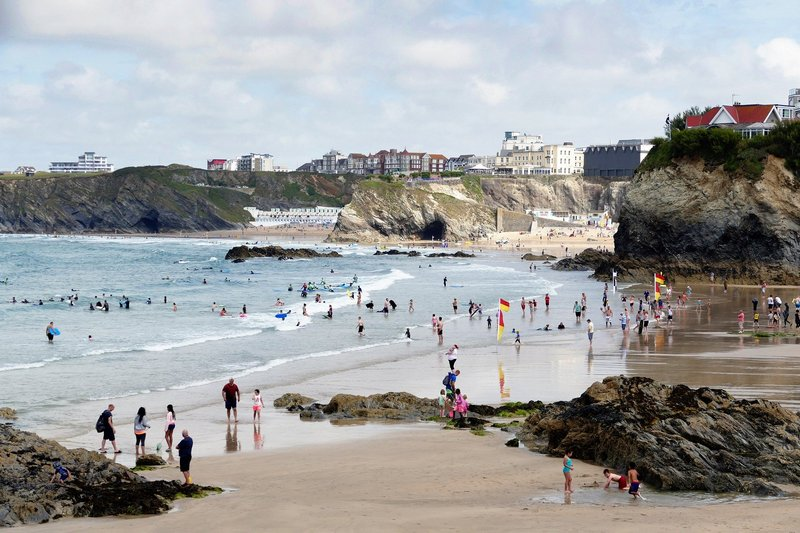 Newquay Breaks - Avalon Guest House Newquay